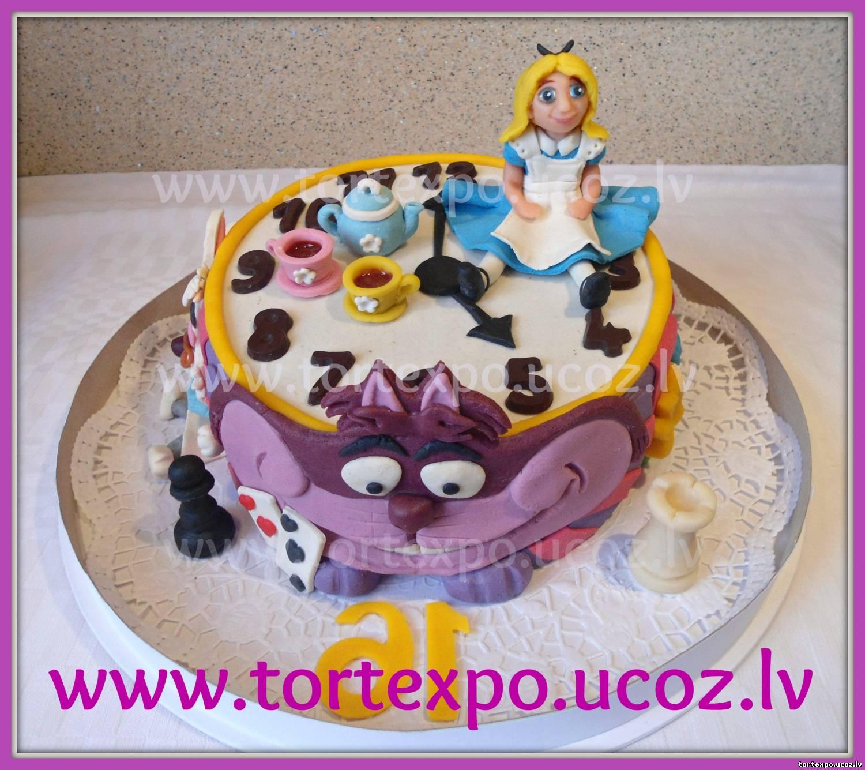 Торт с лисами 17 фотография